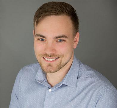 Nicholas Nazarčuk SEO konzultant